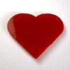 Serce średnie nieprzezroczyste