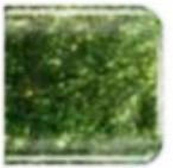 Szklo COE 90 brokatowe zielone