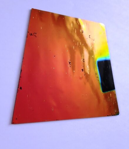 Szkło dichroiczne BBB 400-1